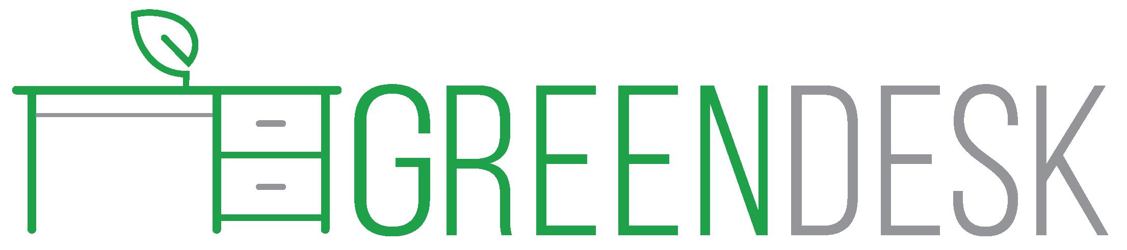 green desk: Greenpoint